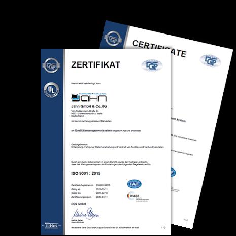 QM-Zertifikate